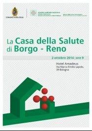 La casa della salute di borgo reno quartiere borgo for Hotel bologna borgo panigale