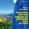 Bologna tra le 210 città europee del Climate Action call
