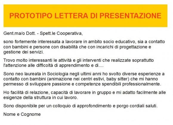 Il Curriculum La Lettera Di Presentazione Il Colloquio Lavoro E