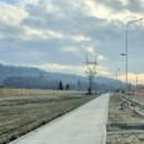 Inaugurazione nuova riqualificazione di via Corelli