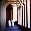 Bologna, sguardi tra luce e ombra