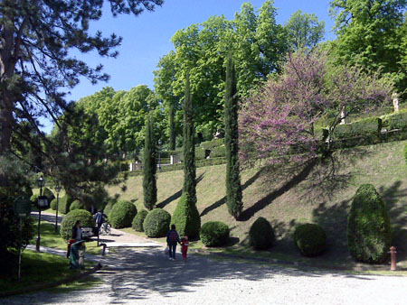 Ufficio Verde Pubblico Comune Di Bologna : Mappe dei giardini e dei parchi pubblici ambiente e verde rete