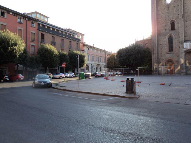 Riqualificazione piazze malpighi e san francesco lavori for Piazza san francesco prato
