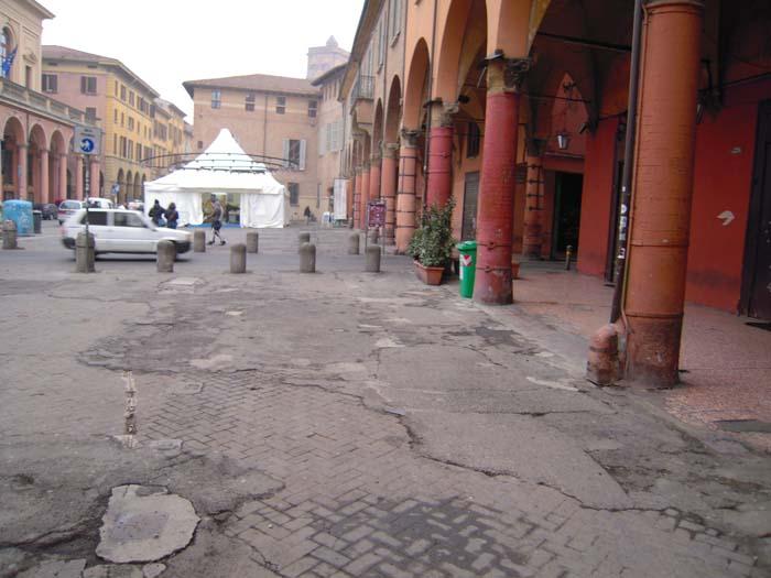 Piazza Verdi  Lavori pubblici  Rete Civica Iperbole