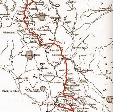 1849: da Roma a New York - I luoghi di Garibaldi