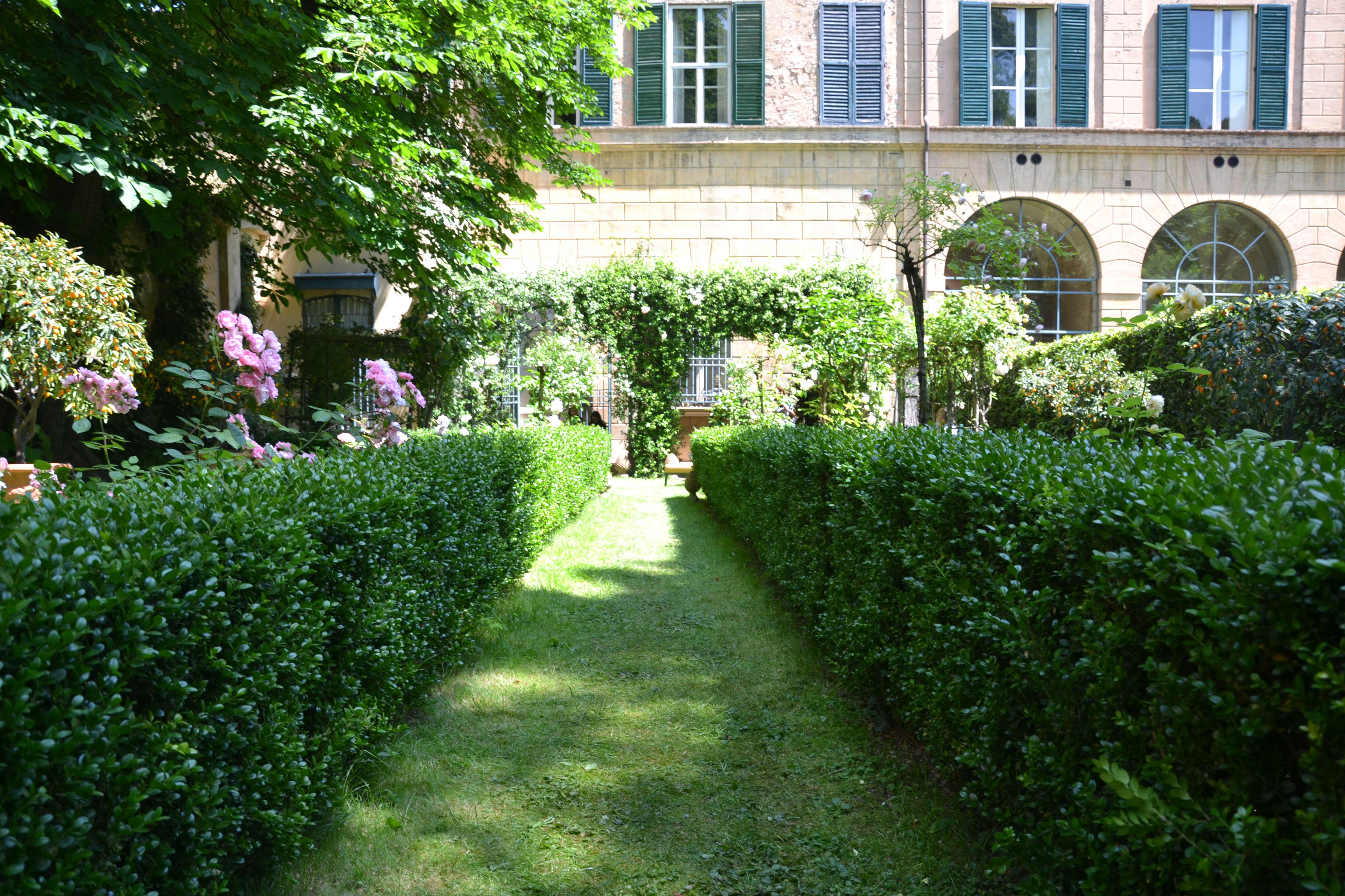 Diverdeinverde 2017 dal 19 al 22 maggio visite ai for Programma progettazione giardini
