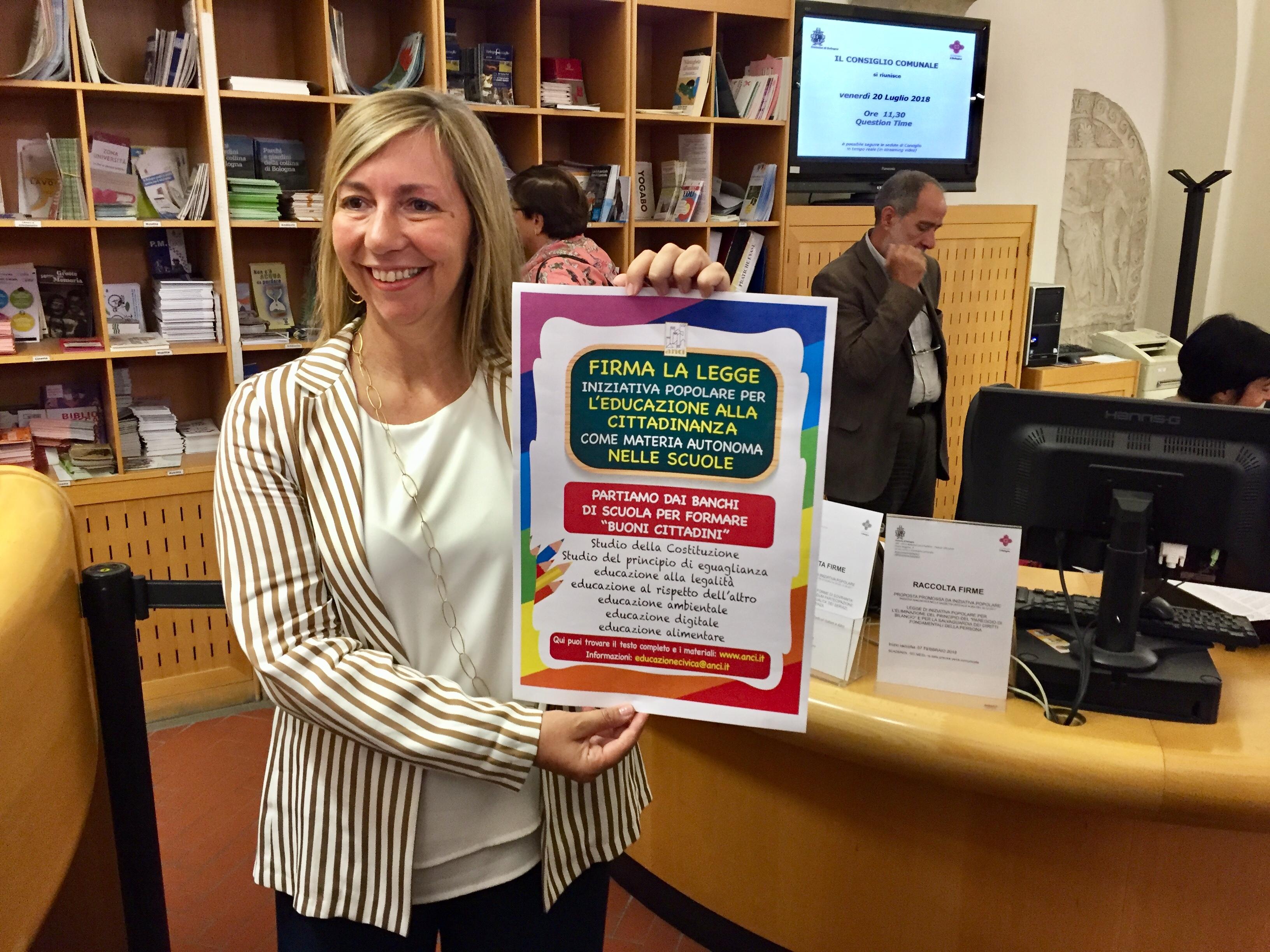 Ufficio Verde Comune Di Bologna : Educazione alla cittadinanza parte la raccolta firme iperbole