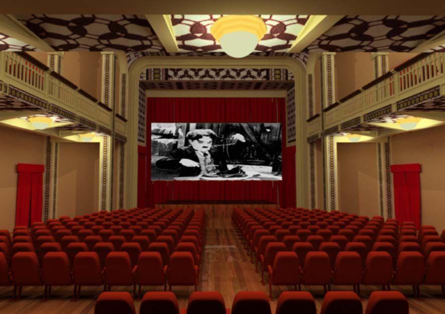 Realizzare sala cinema in casa perfect cinema in terrazzo - Realizzare sala cinema in casa ...