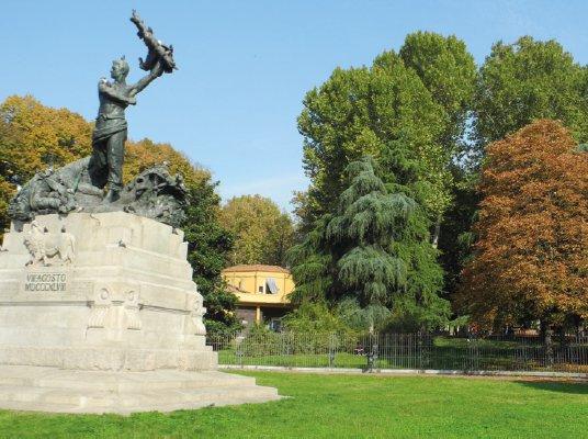 Ufficio Verde Pubblico Comune Di Bologna : Le mappe dei parchi e giardini del centro e della collina di bologna