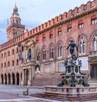 Foto della facciata di Palazzo d'Accursio