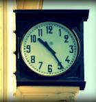Orologio Stazione di Bologna 2 agosto 1980