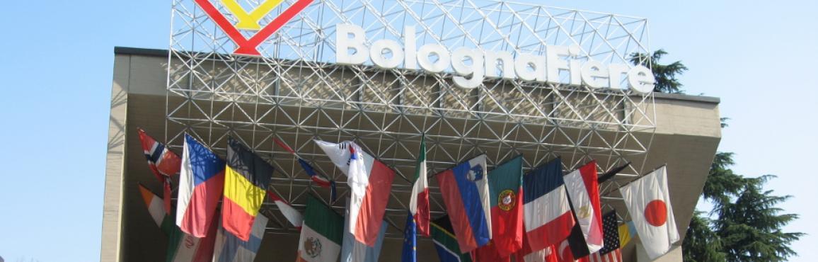ingresso BolognaFiere