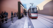 Linea Rossa Tram di Bologna
