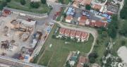 Foto aerea area Girono a Borgo Panigale - Berleta
