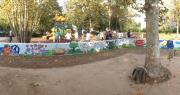 Immagine nuovo murales nido La Trottola