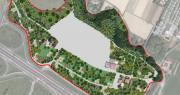 Progetto Bosco urbano al Parco nord