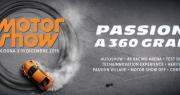 Locandina Motor Show 2016