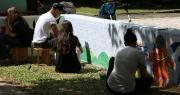 Immagine murales nido La Trottola