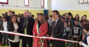 Nuova palestra scuola Saffi Bologna