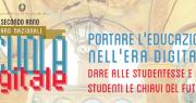 Locandina Piano scuola digitale a Bologna
