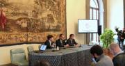 Firma protocollo intesa città metropolitane Firenze e Bologna