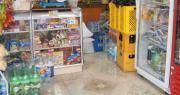 foto dell'interno di un minimarket