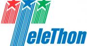 Logo maratona Telethon