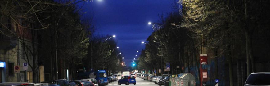 Nuova illuminazione in Bolognina