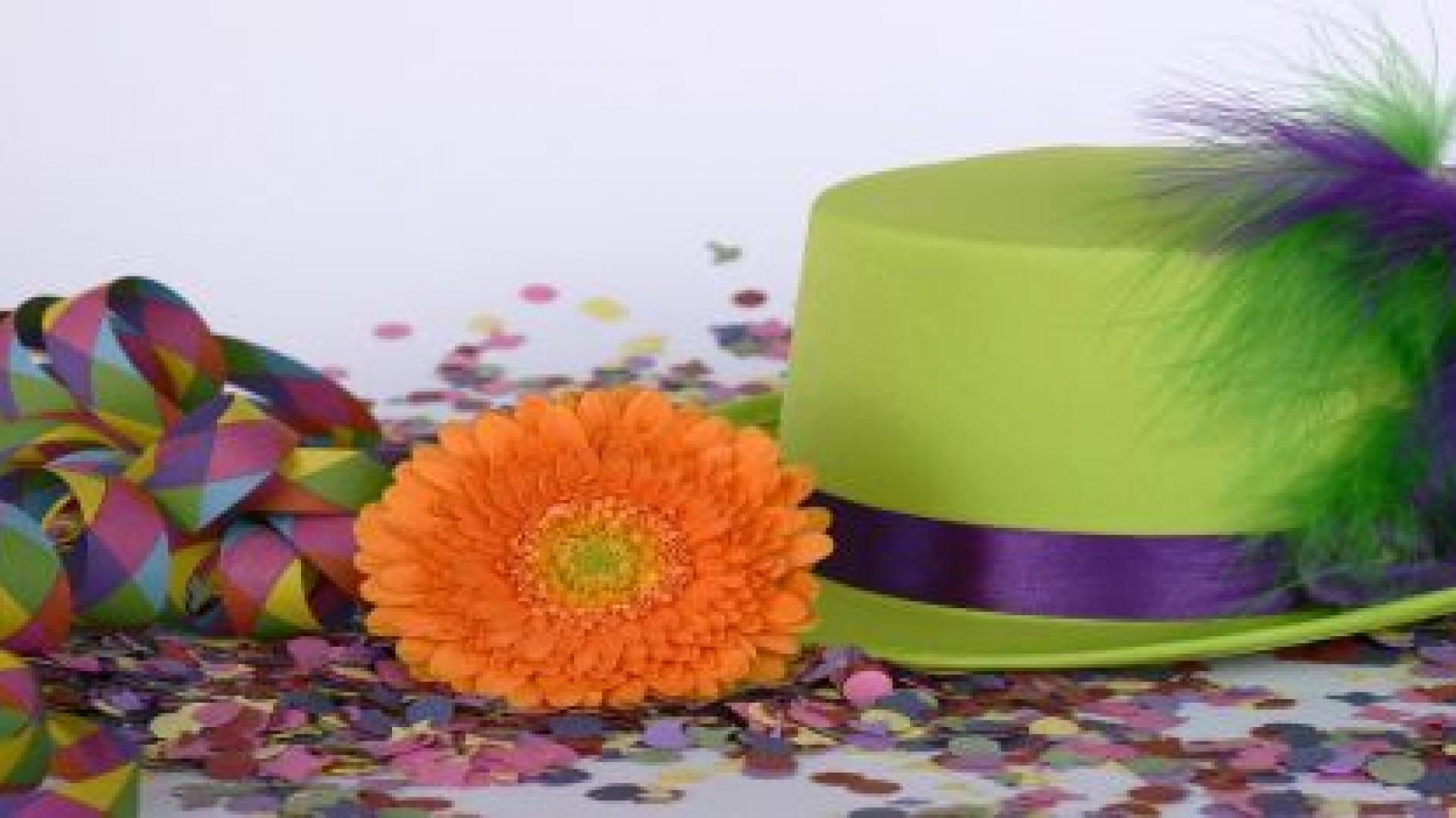 cappello coriandoli