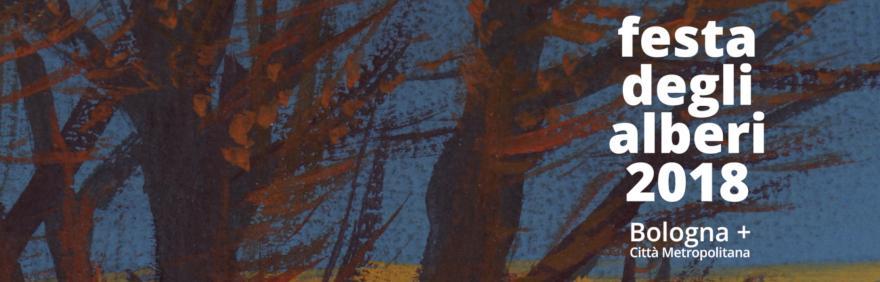 locandina festa degli alberi 2018