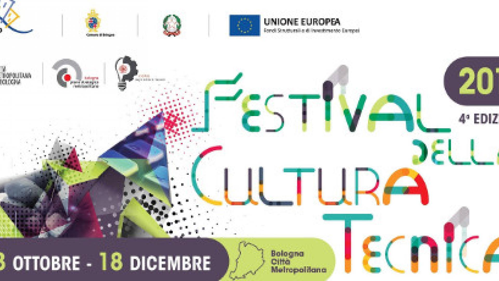 Festival della cultura tecnica 2017 locandina