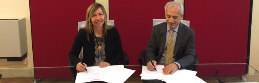 firma protocollo alternanza scuola-lavoro comune di Bologna