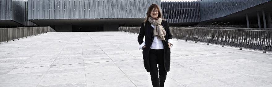 Isabella Seragnoli al MAST