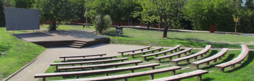 Il parcoscenico dell 39 acqua un nuovo arredo urbano per for Un arredo urbano