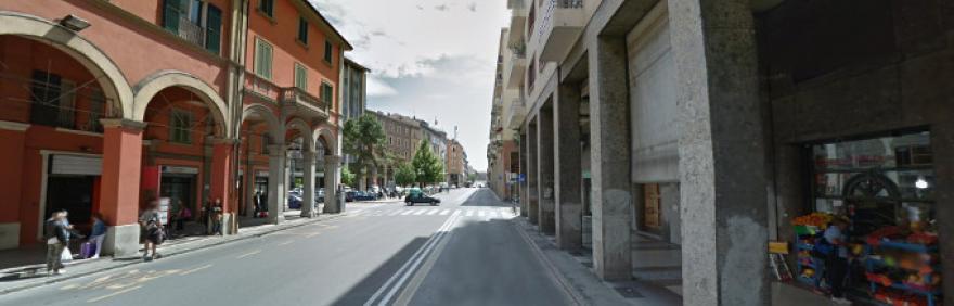 Via Matteotti Bolognina