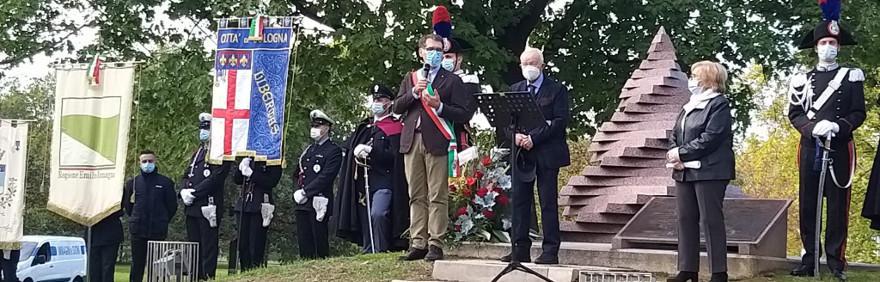 foto della commemorazione