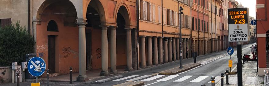 Zona a Traffico Limitato Bologna