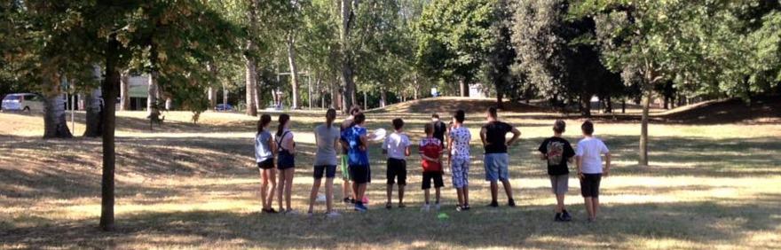bambini ai centri estivi