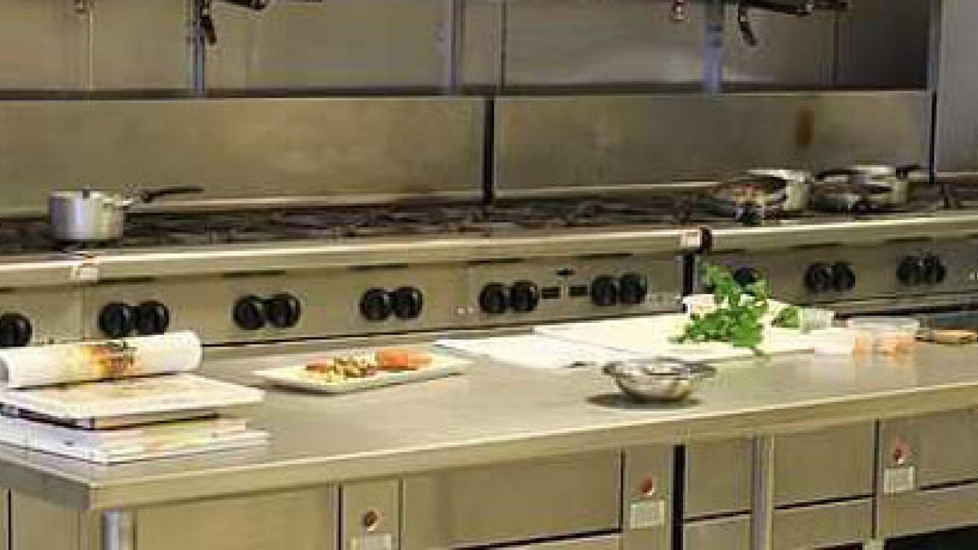 fornelli in cucina