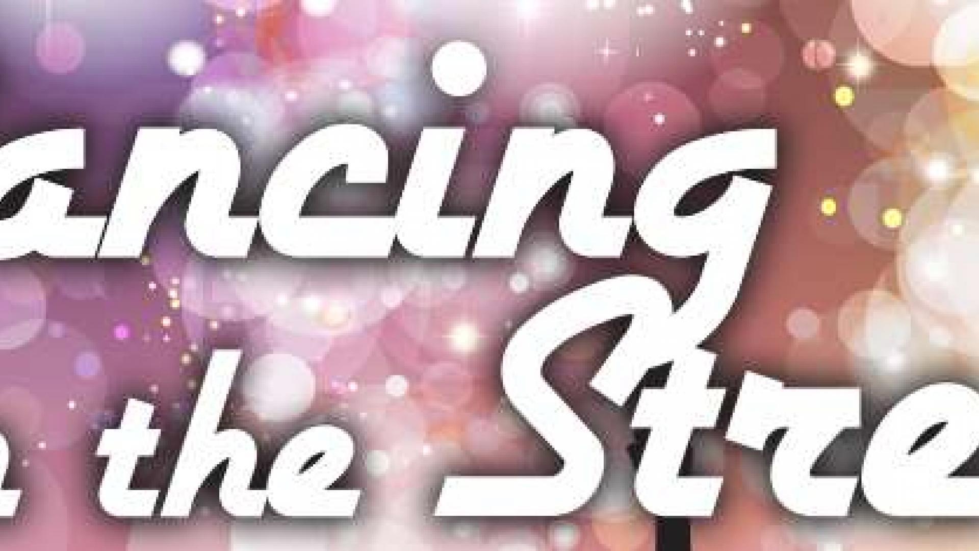 logo dancing in the street