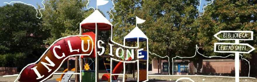 parco giochi sensoriale