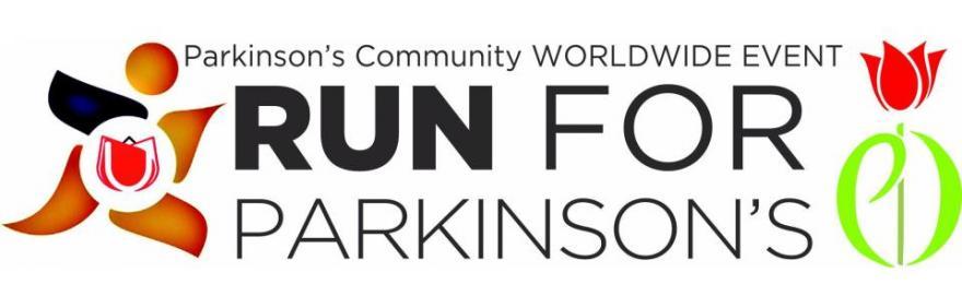 Logo Run for Parkinson's