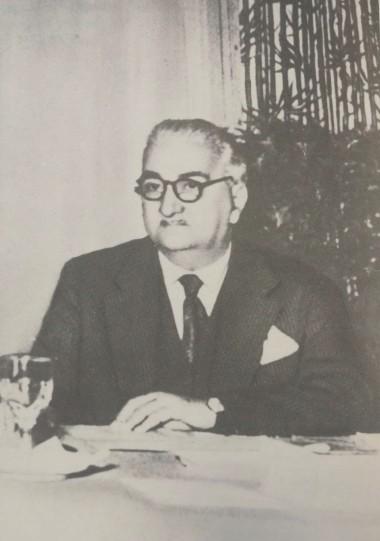 Lorenzo Giusti, negli anni di assessore comunale, 1946-1951