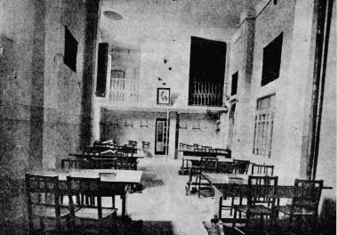 Biblioteca nei quartieri, 1914-1919